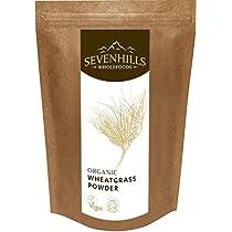 Sevenhills Wholefoods Hierba De Trigo En Polvo Orgánico De La UE 1kg
