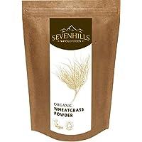 Sevenhills Wholefoods Weizengras-Pulver Bio Aus Der EU 1kg