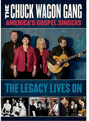 AMERICA'S GOSPEL SINGERS, THE LEGACY LIVES ON for sale  Delivered anywhere in USA