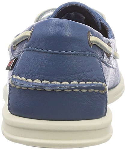 Sebago N02 Eye Tumbled Shoes Women's Two Boating Blue FGL Litesides Blue rqvrUS
