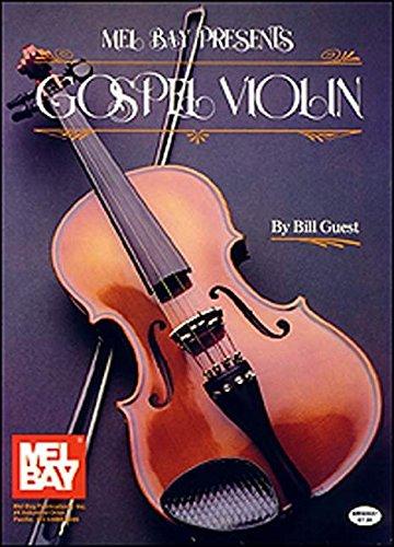 (Mel Bay Gospel Violin)