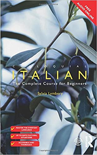 Book Colloquial Italian: The Complete Course for Beginners (Colloquial Series (Book Only))