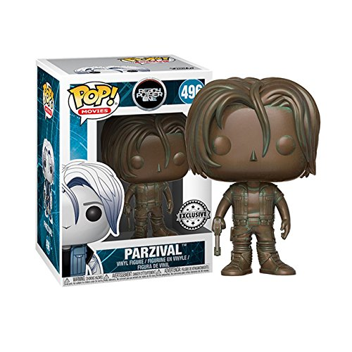 PARZIVAL ANTIQUE READY PLAYER ONE VINYL FIGURE #496 EXCLUSIVE FUNKO POP