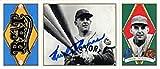 Frank Thomas Autographed 1993 UpperDeck No.118 New York Mets Baseball BAT Card - Autographed MLB Photos