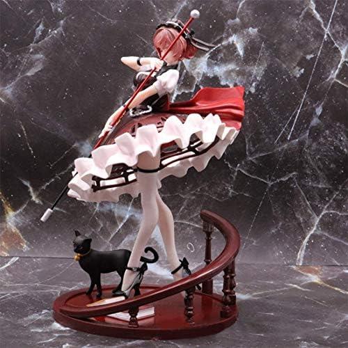 Ksovvoo 26cm Anime Figuur PVC Art Beelden Anime figuur Games Anime Model Queen figuur Action Handmade Model Toys Figuur For Kids volwassenen en Anime Fan