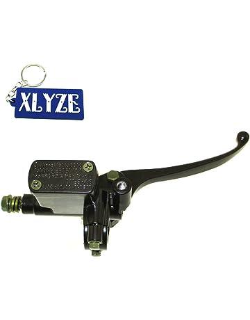 AISEN Poign/ée dembrayage universelle en aluminium 22 mm pour Pocket Bike Pit Dirt Bike 50 cc 110 cc 150 cc 200 cc 250 cc 250 cc