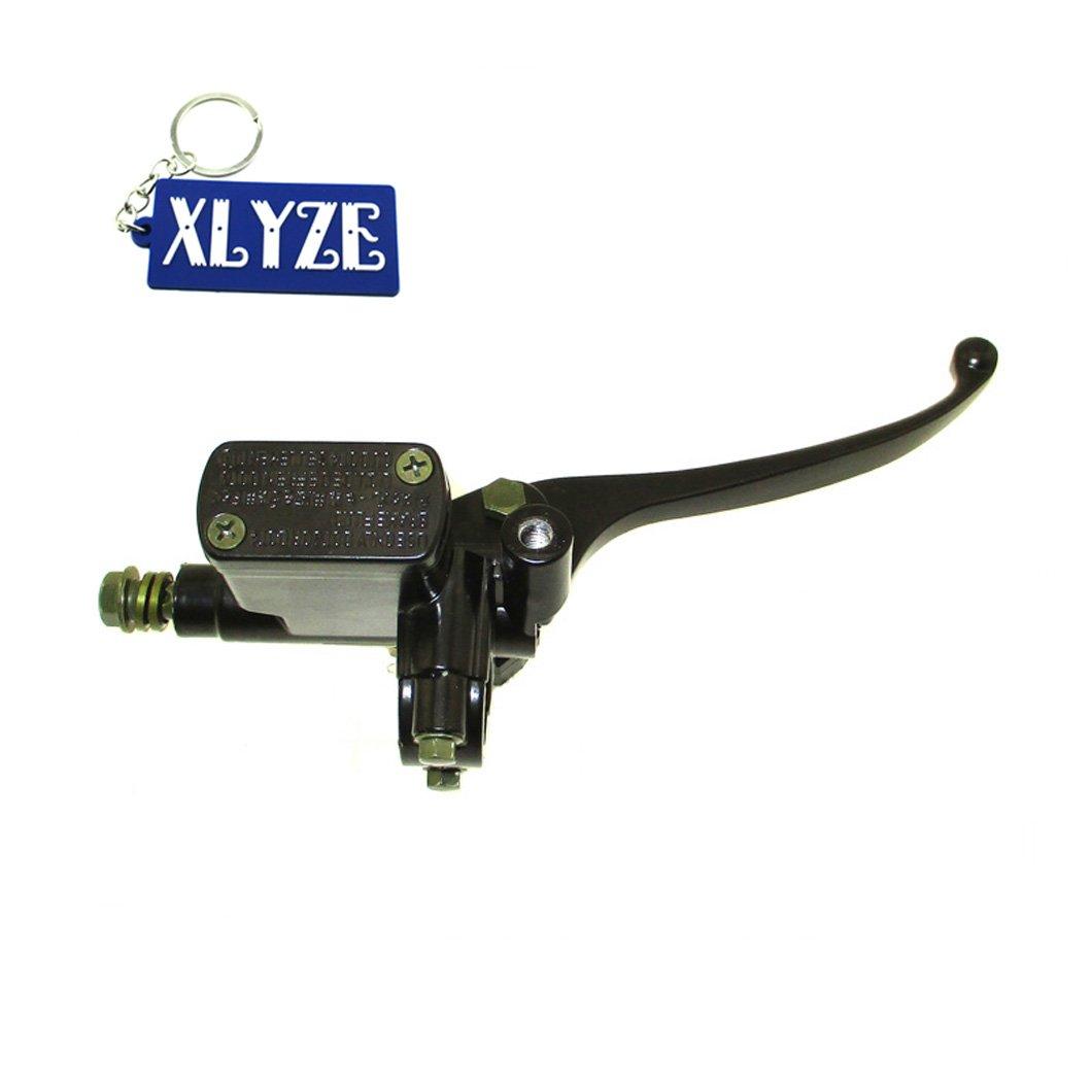 xlyze Frein avant droit Maî tre cylindre pour GY6 50 cc 125 cc 150 cc 250 cc Scooter cyclomoteur ATV Quad