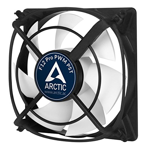 ARCTIC F12 Pro PWM Vibration Absorbing