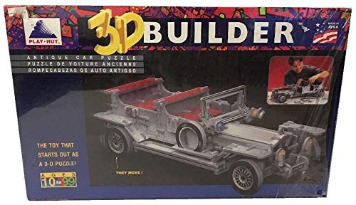 日本最大の 3d Builder Builder B001TNKZ3Y ;アンティークCarパズル B001TNKZ3Y, スマホケースのLush-Intl:34f8b9b8 --- quiltersinfo.yarnslave.com