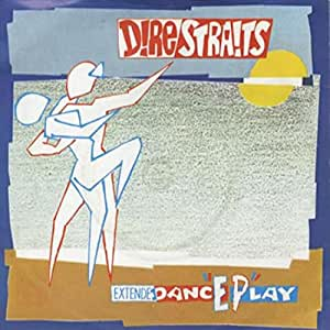 """DIRE STRAITS Extended Dance Play EP 7"""""""