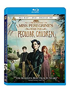 Cover Image for 'Miss Peregrine's Home for Peculiar Children'