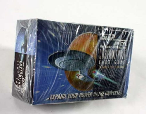 Star Trek Premiere Unlimited CCG Booster Box ()