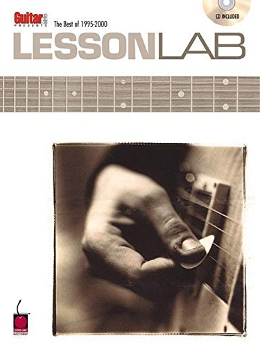 Guitar One Presents Lesson Lab: The Best of (Guitar One Presents)