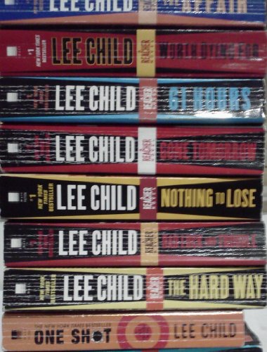 Top 5 recommendation jack reacher bad luck and trouble for 2020