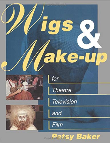 Wigs and Make-up for Theatre, TV and Film -