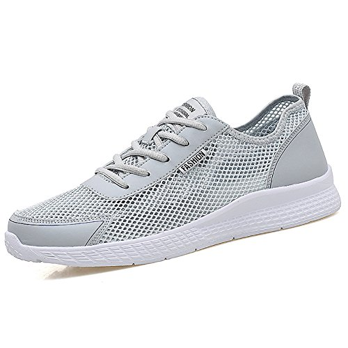 grey Elaphurus Gym De Hommes Jogging Marche 4 Chaussures Athltique Sport Baskets Casual rZrP4qI8