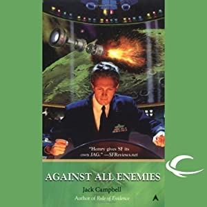 Against All Enemies: JAG in Space, Book 4 Audiobook