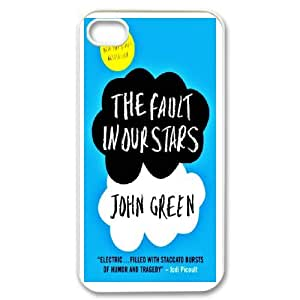 DIY Printed The Fault In Our Stars hard plastic case skin cover For iPhone 4,4S SNQ413398