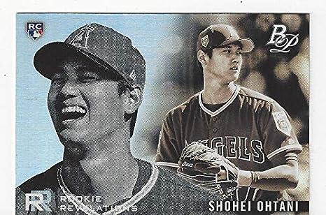 Amazoncom Shohei Ohtani Rookie Cardrookie Card Rookie