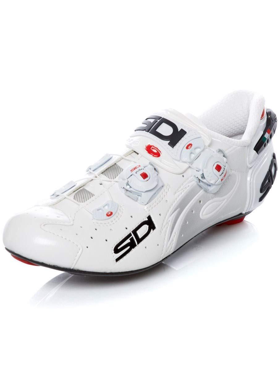 Sidi Sidi Sidi Fahrradschuhe 2018 Wire Carbon Speedplay Lucido Weiß-weiß a363fa