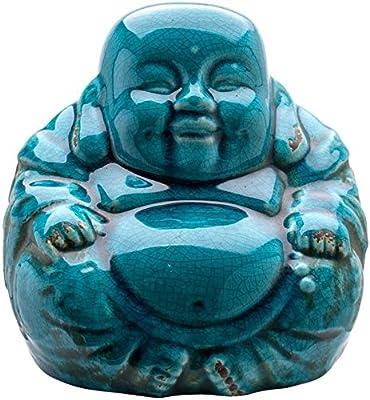 Buda de cerámica 19 cm aprox