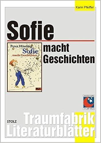 Sofie Macht Geschichten Literaturblätter Begleitmaterial