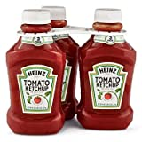 Heinz Tomato Ketchup (44 oz. bottle, 3 pk.)