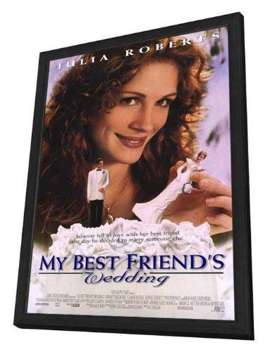 My Best Friend's Wedding - 11 x 17 Framed Movie Poster