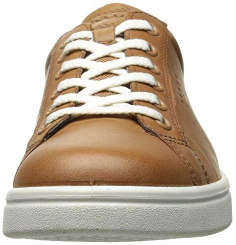 white Basses Sneakers Femme Ecco Marron 4 cashmere Soft wtq0w7