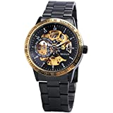Winner Luxury Sport Clock Men Automatic Watch Skeleton Military Mechanical Watch Relogio Male Montre Relojes Mens Watch