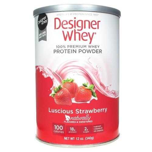 Designer protéines -Strawberry Next Proteins 12 oz Poudre