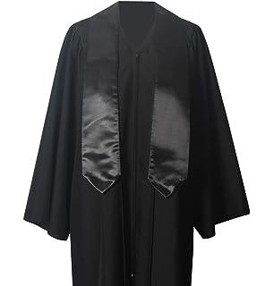 0075fa35cc5 Amazon.com  Grad Days Unisex Adult Plain Graduation Stole 60   Long ...