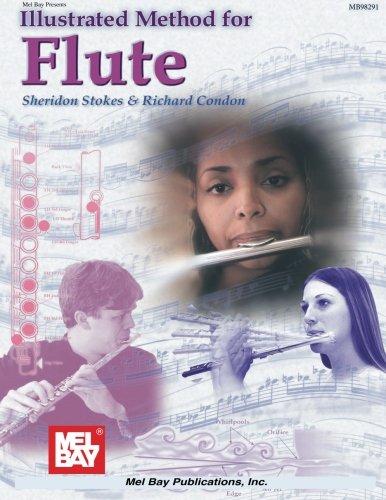 Mel Bay Illustrated Method for Flute