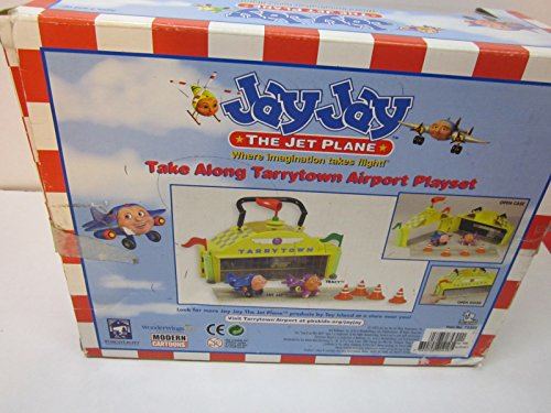 The 8 best jay jay the jet plane toys