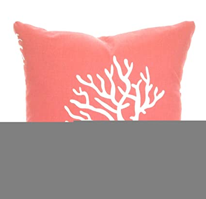 Amazon.com: King65irginia Coral Pillowcase Covers Nautical ...