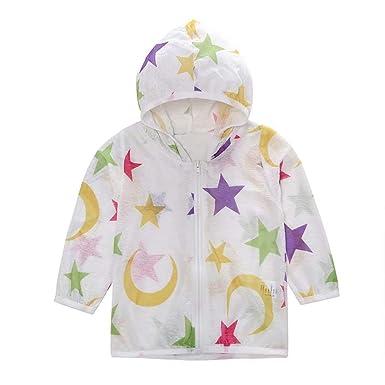 351f22b74ea4e Zerototens Unisex Kids Coat
