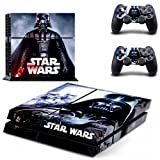 STAR WARS Darth Vader STYLISH design for Sony PS4 and Controller Review