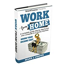 Work from Home: a complete guide step by step to turn your computer in a money machine
