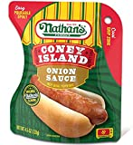 Best NATHAN Fans - Nathan's Coney Island Onion Sauce Hot Dog Topping Review