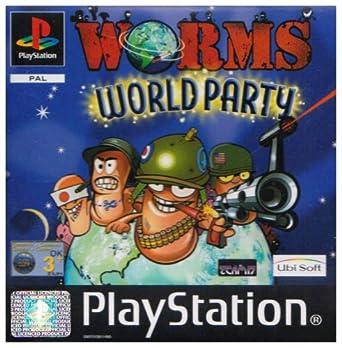 Resultado de imagen para worms world party psx