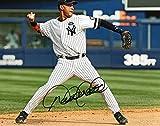 Derek Jeter New York Yankees Autographed Signed 8 x 10 Photo - COA - (Mint Condition)