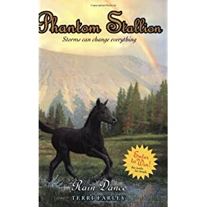 Rain Dance (Phantom Stallion #12)