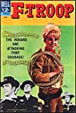 F-Troop (Dell Television Series Comic #6) (Melody Patterson photo cover) June 1967