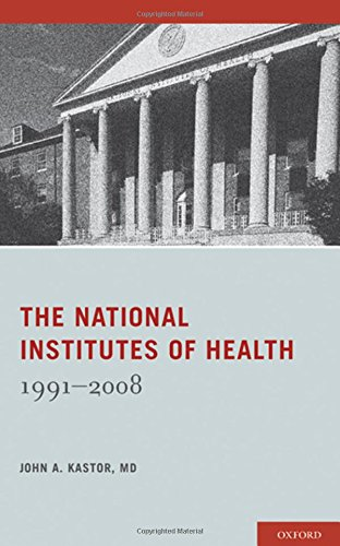 The National Institutes of Health: 1991-2008