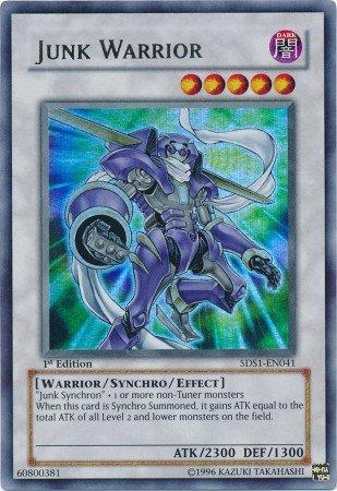warrior starter deck - 5