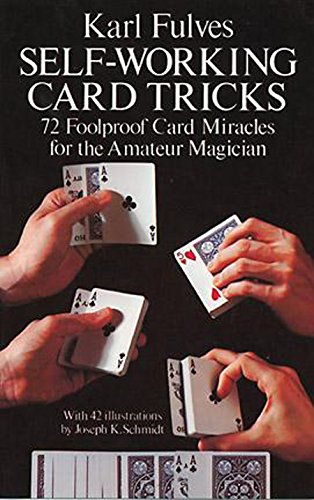 Pdf Humor Self-Working Card Tricks: 72 Foolproof Card Miracles for the Amateur Magician (Dover Magic Books)