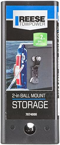 Reese Towpower 7074000 2 Ball Mount Storage