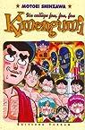 Kimengumi, un collège fou fou fou, tome 8 par Shinzawa