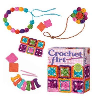 Knitting Art, Cross Stitch, Crochet Art and Weaving Loom Kits