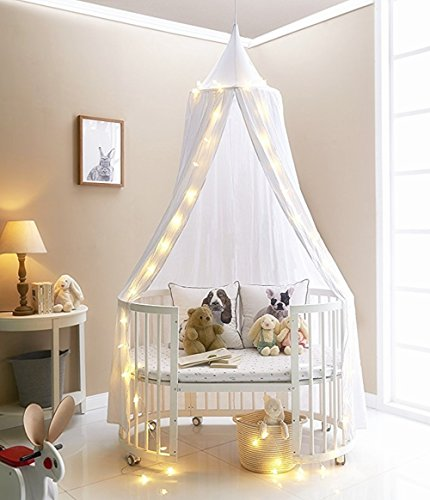 M M Mymoon Bed Canopy Reading Nook Tent Dome Mosquito Net Hanging